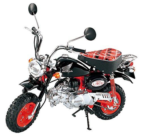 TAMIYA-16032-Modellbau Kettenschloss-Zahlenschloss Mopedschloss-Honda Monkey 40eme Anniv