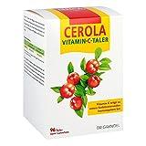 Cerola Vitamin C Taler Grandel 96 stk