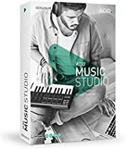 ACID Music Studio|11|1 Device|Perpetual License|PC|Disc|Disc