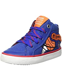 Geox Jungen Jr Kiwi Boy R High-Top