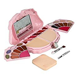 ADS Makeup Kit20 eyeshadow,6 lipcolor, 2compact powder