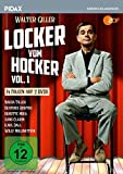 Locker vom Hocker, Vol. 1 / Die ersten 14 Folgen der Kultserie (Pidax Serien-Klassiker) [2 DVDs] -