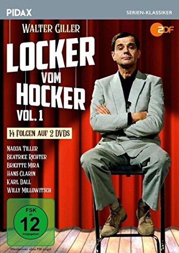 Serie Tiller (Locker vom Hocker, Vol. 1 / Die ersten 14 Folgen der Kultserie (Pidax Serien-Klassiker) [2 DVDs])