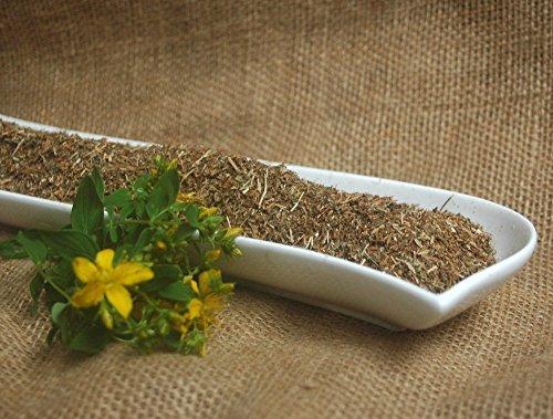 Naturix24 – Johanniskraut Tee, Johanniskraut geschnitten – 250 g Beutel
