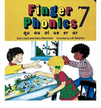 Finger phonics. 7