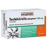Teufelskralle-ratiopharm Tabletten, 50 St.