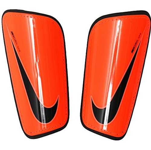 Nike NK HRD Shell SLP GRD Schienbeinschoner, Unisex, Orange (Hyper Gold/Bright Mango/Black), XL
