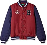 #10: United Colors of Benetton Boys' Quilted Regular Fit Jacket