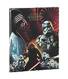 Star Wars 7: Die Force weckt Kylo REN, Captain Phasma und Stormtrooper Armee Ordner mit 3Klappen (schwarz)