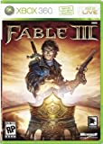Cheapest Fable III (3) on Xbox 360
