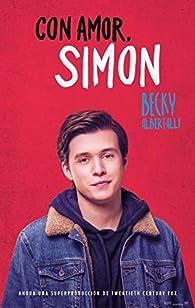 Con amor, Simon par Becky Albertally