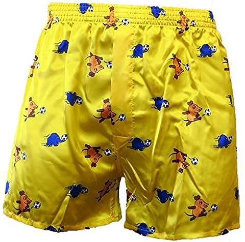 Sendung mit der MAUS BOXERSHORTS Herren Boxers Shorts Unterhosen Boxershorts,