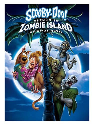 Scooby Doo Return To Zombie Island