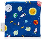 Itzy Ritzy snack Happens reusable snack and everything bag, Interstellar