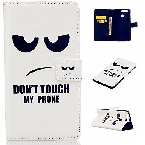 KSHOP Accessories Case Cover per Huawei P9 Custodia PU pelle