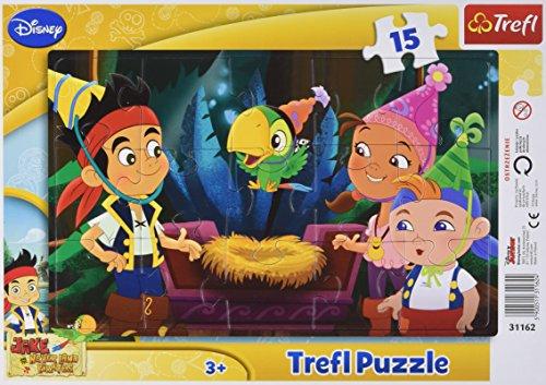 Puzzle ramkowe Jake Hej Przygodo! 15