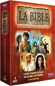 La Bible, 1ère époque - Coffret 5 DVD