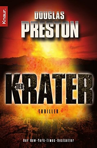 Der Krater: Thriller