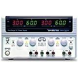 GW Instek SPD-3606 - Fuente de alimentación CC (conmutada, doble rango, tres salidas)