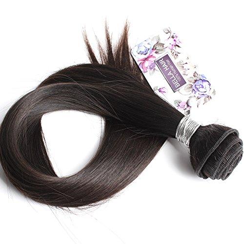 Bella Hair 100 % Humains Cheveux Tissage Vierges Droit 1 Bundle 10\\