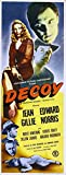 Reproduction of a poster presenting - Decoy 1 - A3 Poster Prints Online Buy