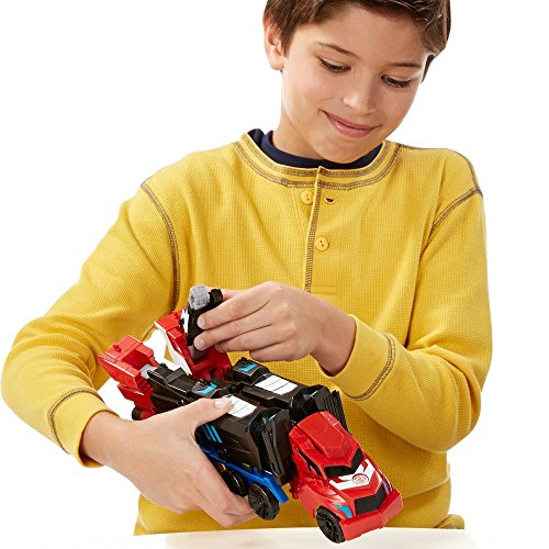 Hasbro Transformers B1564EU4 – Mega Optimus Prime, Actionfigur - 4