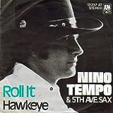 Nino Tempo & 5th Ave. Sax - Roll It - A&M Records - 13 237 AT