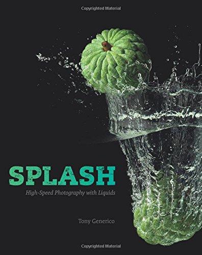 Splash: High-Speed Photography With Liquids por Tony Generico