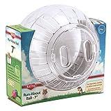 Interpet 861350 Superpet transparenter Laufball