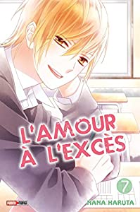 L'amour à l'excès Edition simple Tome 7