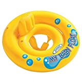 #3: Inflatable Baby Float Ring Swimming Pool Toys For Babies & Toddlers - 26.5