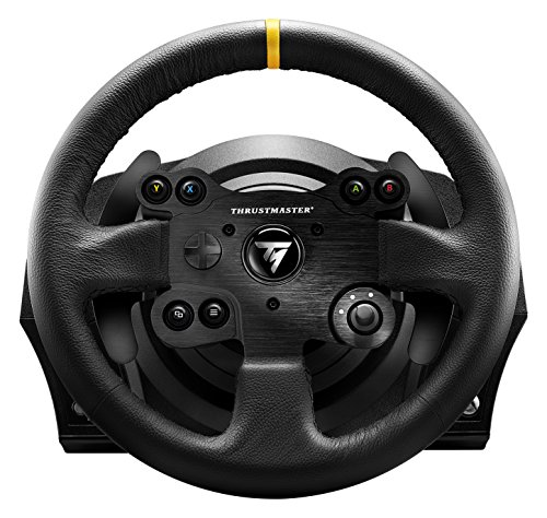 Thrustmaster TX Racing Wheel Leather Edition - Le Volant (Simulateur de Course)...