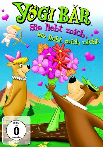 Yogi Bär - Sie liebt mich, sie liebt mich nicht - Warner Kid Edition
