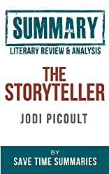Book Literary Review & Summary: The Storyteller