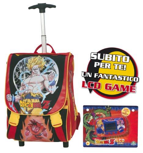 Giochi Preziosi 86447 Dragonball Zaino Trolley Deluxe New