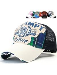 Baseballcap Stompy College Trucker Mesh Cap, verschiedene Farben zur Auswahl