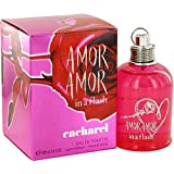 Cacharel - Amor amor in a flash eau de toilette 100ml Mujer