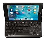 Logi Focus Tastatur-Hülle für iPad Mini 4 schwarz (AZERTY, französisches Tastaturlayout)