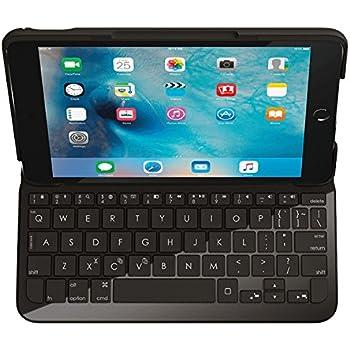 logi focus etui clavier pour ipad mini 4 noir layout fran ais azerty informatique. Black Bedroom Furniture Sets. Home Design Ideas