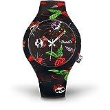 Reloj Doodle Watch Calavera Unisex Calaveras Mood