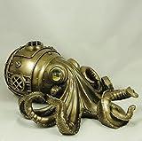 Steampunk pulpo | diseño Tendrils | bronce estatua figura...