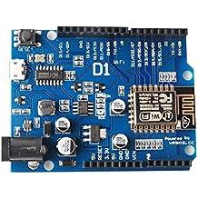 Hrph D1 Wifi UNO basada Esp8266 para Arduino Compatible