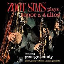 Plays Tenor & 4 Altos by Zoot Sims (2007-07-03)