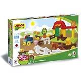 Unico 8529-0000 46 Bauklötze-KLEINE Farm