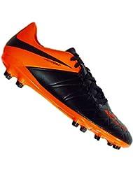 Nike JR HYPERVENOM PHELON II TC FG BLACK/BLACK-BLACK