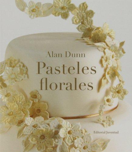 Portada del libro Editorial juventud, s.a. M288558 - Libro pasteles florales