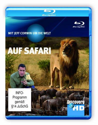Discovery HD: Jeff Corwin - Auf Safari [Blu-ray]