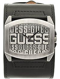 Guess - W0360G1 - Montre Homme - Quartz Analogique - Cadran Gris - Bracelet