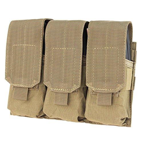 r M4 / M16 Magazintasche MOLLE Tan ()