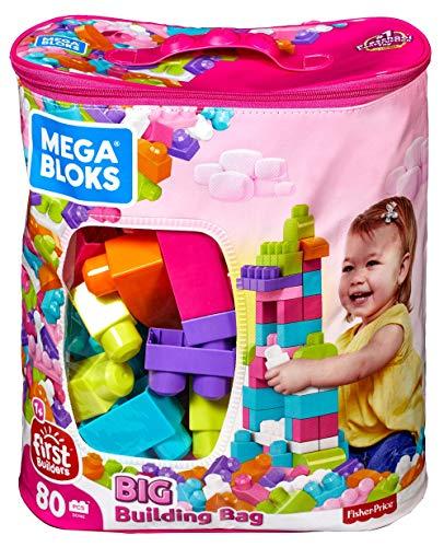 Mega Bloks Juego construcciones 80 piezas